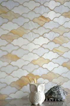 clouds tile
