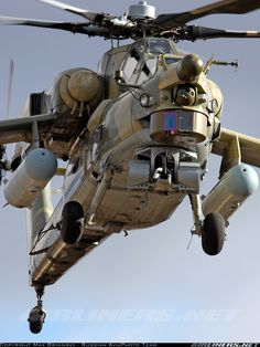 Mi-28NM - Google Search