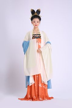 hanfugallery: Traditional Chinese hanfu in Tang dynasty style by 重回汉唐