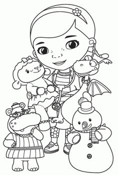 Printable Apple Healthy Food Coloring Pages