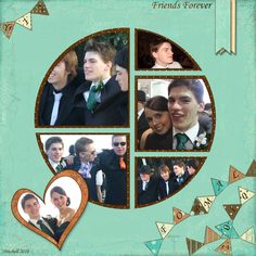 Friends Forever - Scrapbook.com