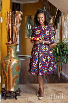 CIAAFRIQUE ™ | AFRICAN FASHION-BEAUTY-STYLE: DESIGNER SPOTLIGHT: Attollé Clothiers