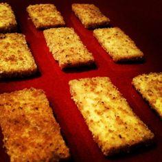 Garlicky Baked Tofu « homewithjamie
