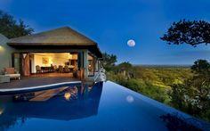 The Serengeti Serena Safari Lodge in #Tanzania
