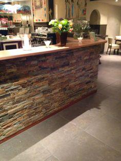 Kierkels Tegels en Vloeren - Stone Panel Rusty Slate | Stoen panel rusty slate