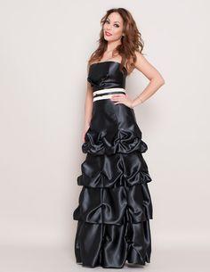 Termékeink - Art'z Modell Strapless Dress Formal, Formal Dresses, Style, Fashion, Moda, Formal Gowns, La Mode, Black Tie Dresses, Fasion