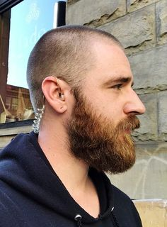 Older hairy redhead small