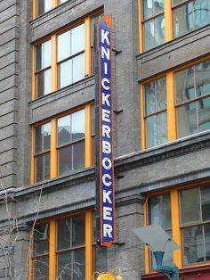 Knickerbocker Clothing Company.St. Louis, Missouri