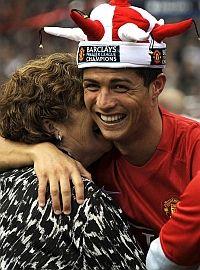 Old Trafford homenajeará a Cristiano Ronaldo