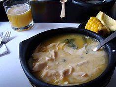 Hispanic Heritage Month: Colombian chicken & potato ajiaco soup (RECIPE) | ¿Qué Más?