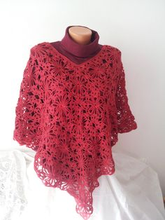 Hey, I found this really awesome Etsy listing at https://www.etsy.com/il-en/listing/253283929/100-handmade-poncho