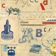 I love vintage collages  Macrina Busato