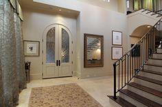 stair railing