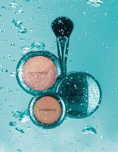 MAC Alluring Aquatic Summer 2014 Makeup Collection #mac   #alluringaquatic   #beauty   ww.bliqx.net/mac-alluring-aquatic-summer-2014-makeup-collection/