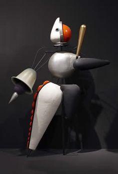 Costumes of the Bauhaus and The Triadic Ballet. For Jacques Garzon. Bauhaus Art, Bauhaus Design, Walter Gropius, Puppet Costume, Art Gallery, Ballet Costumes, Art Abstrait, Cosmic, Art Nouveau