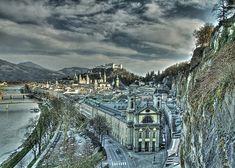Salzburg #austria