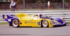 RSC Photo Gallery - World Sports Prototype Championship Montreal 1990 - Porsche 962 no.15 - Racing Sports Cars