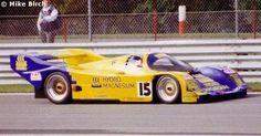 RSC Photo Gallery - World Sports Prototype Championship Montreal 1990 - Porsche 962 no.15 - Racing Sports Cars