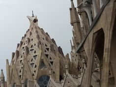 Sagrada Família à Barcelone - 2017