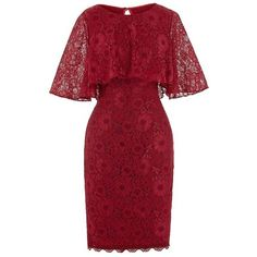 Dark Red Lace Bodycon Short Evening Dress ❤ liked on Polyvore featuring dresses, dark red cocktail dress, short bodycon dresses, short lace cocktail dress, short red cocktail dress and red lace dresses