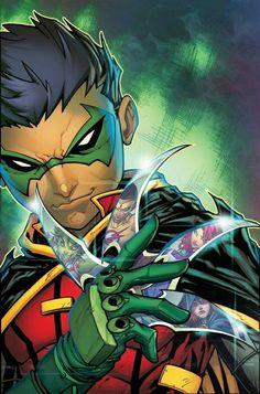 Robin rebirth