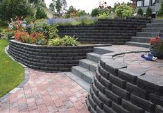 Inspiration - Murar Windsor, Sidewalk, Outdoor Decor, Outdoor Stuff, Patio, House, Inspiration, Garden Ideas, Home Decor