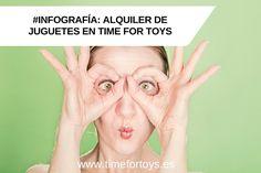 infografía alquiler de juguetes didácticos y ecológicos en Time for Toys
