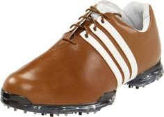 adidas Mens Adipure Golf ShoeHickoryTour WhiteScout Metallic9 M US *** You can get more details by clicking on the image. Note: It's an affiliate link to Amazon