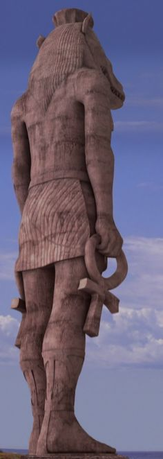 Pharaoh Timeline images or statues | Statue of Taweret - Lostpedia - The Lost Encyclopedia