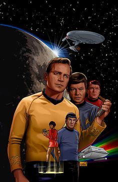 Star Trek Omnibus by sharpbrothers