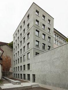 Wohnhaus Bärengraben, Baden