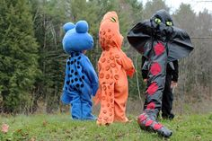 Handmade Halloween Costumes {2013}