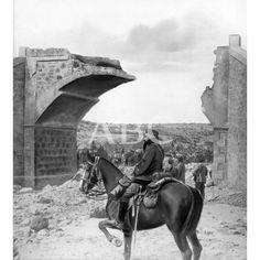 11/1921MELILLA. EN LA CARRETERA DE YAZANEN. PUENTE QUE FUE VOLADO POR LOS MOROS PARA DIFICULTAR EL AVANCE DE NUESTROS SOLDADOS: Descarga y compra fotografías históricas en   abcfoto.abc.es