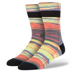 Stance Barracks colorful socks