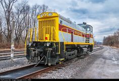 RailPictures.Net Photo: NSHR 1944 North Shore Railroad EMD SW1500 at Northumberland, Pennsylvania by Chris J. Allen