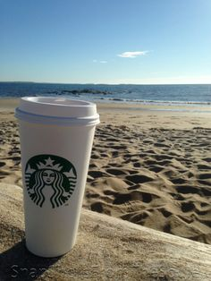 SnapShotsFromTheSoule Beach Starbucks Good by BWhittyTrading