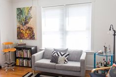 Kate & Chad's Art-Filled Dwelling House Tour | Apartment Therapy