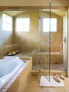Top 10 bathroom remodel ideas with practical ways. Natural light is key