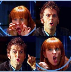 Doctor Who / Donna Noble; Best scene ever