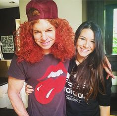 Carrot Top, Ronald Mcdonald, Fictional Characters, Tops, Style, Fashion, Swag, Moda, Fashion Styles