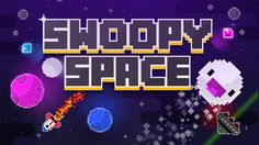 Jempanada's 52 Game Review! #01 Swoopy Space – lots of tapping and avoiding. No one can hear your frustration in space.