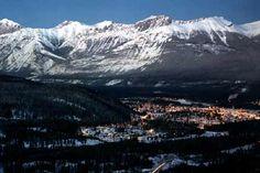 Beautiful Jasper Alberta
