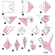 How To Make An Origami Flapping Bird Step By Step A Origami Bird. How To Make An Origami Flapping Bird Step By Step Origami Flapping Bird Tutorial. How To Make An Origami Flapping Bird Step By Step How To Fold… Continue Reading → Origami Rose, 3d Origami Herz, Origami Star Box, Origami Dragon, Origami Butterfly, Origami Folding, Origami Stars, Origami Paper, Origami Birds