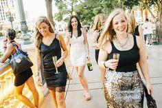 Top 5 Bachelorette Party Destinations! -- Las Vegas  Flytographer: Rudy Ortega  Click on image to read blog post