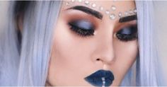 12 Stunning #Makeup #Looks Inspired by All of the #Zodiac Signs https://www.popsugar.com/node/43590235
