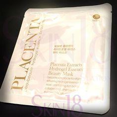 beaubeaute Hydrogel Essence Beauty Facial Mask (Placenta) – skin18com