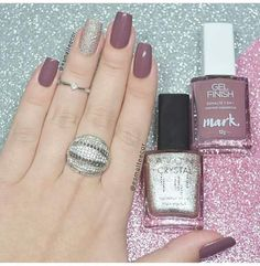 Perhaps you have discovered your nails lack of some popular nail art? Yes, recently, many girls personalize their nails with lovely … Beautiful Nail Art, Gorgeous Nails, Love Nails, Pretty Nails, Nails Polish, Gel Nails, Shellac, Best Acrylic Nails, Perfect Nails