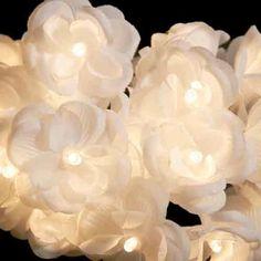 purchased (blue hydrangeas) - Flower Fairy Lights ღ