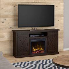 "Archie & Oscar™ 11"" Gabby Cat Perch & Reviews   Wayfair Wall Mount Electric Fireplace, Fireplace Tv Stand, Fireplace Inserts, Basement Fireplace, Farmhouse Fireplace, Fireplace Ideas, Open Shelving, Adjustable Shelving, Chaise Sofa"