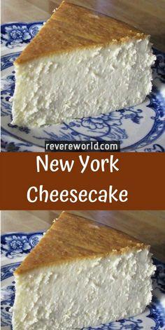 41 ideas cheese cake bars recipes new york Best Cheesecake, Cheesecake Recipes, Dessert Recipes, Keto Desserts, Pumpkin Cheesecake, Dessert Ideas, Easy Desserts, Quick Cake, Cream Pie Recipes